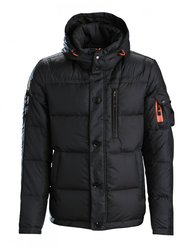 Куртка Descente Maxwell Black, 740
