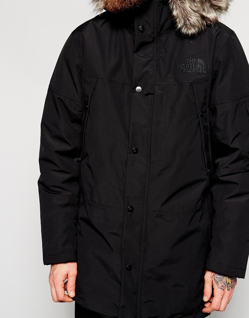 Куртка The North Face Orcadas Parka Black, 74...