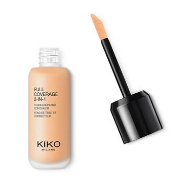 Крем-основа Full Coverage 2-in-1 Foundation & Concealer 06 — WB 15