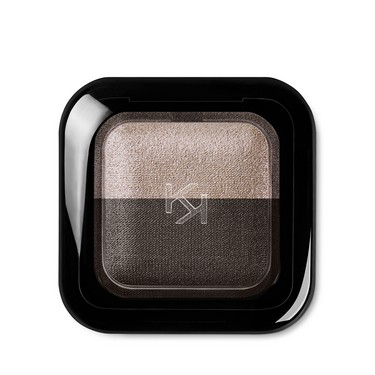 Тень для век Bright Duo Baked Eyeshadow 17
