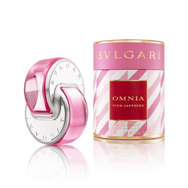 BVLGARI Omnia Pink Sapphire Candyshop Edition