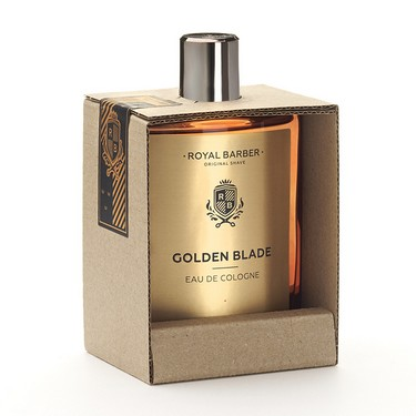 ROYAL BARBER Golden Blade Eau De Cologne