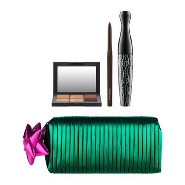 MAC Набор для глаз Shiny Pretty Things Goody Bag: Neutral Eyes