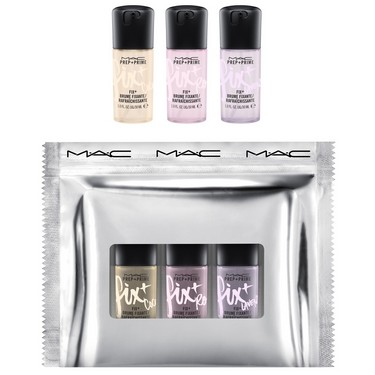 MAC Набор Shiny Pretty Things Fix+ Party Pack