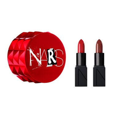 NARS Набор миниатюр помад NARS HO18 LITTLE FE...