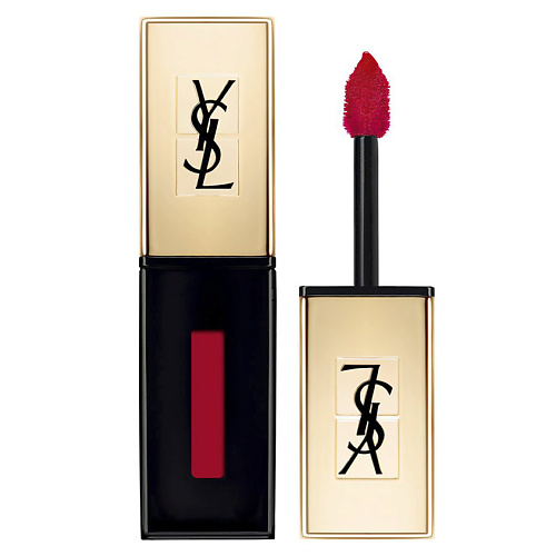 YSL Лак для губ Rouge Pur Couture Vernis a Levres Glossy Stain
