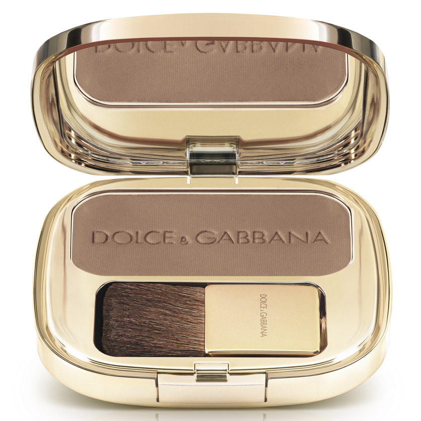 DOLCE & GABBANA MAKE UP Румяна Luminous Cheek Colour