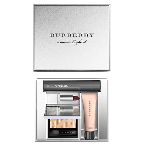 BURBERRY Макияжный набор Burberry beauty BOX Festive 2017