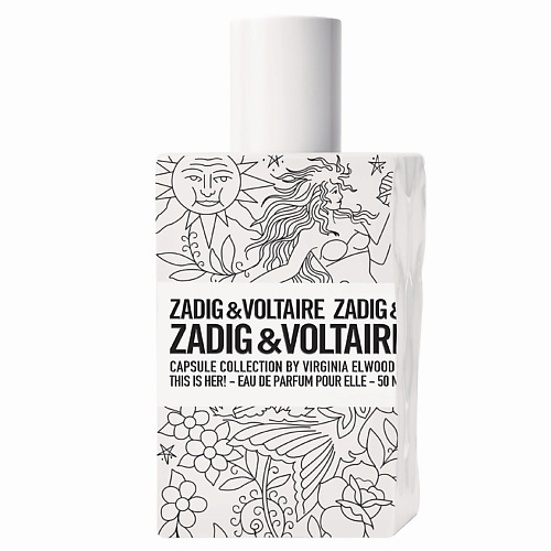 ZADIG&VOLTAIRE This Is Her! Capsule Collection,357