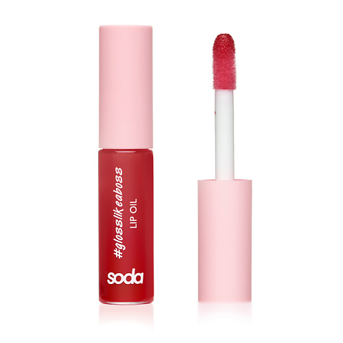 SODA LIP OIL #glosslikeaboss МАСЛО ДЛЯ ГУБ,4015