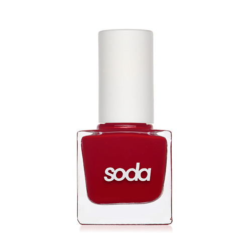 SODA SO NAILS #letsnailit ЛАК ДЛЯ НОГТЕЙ,2354