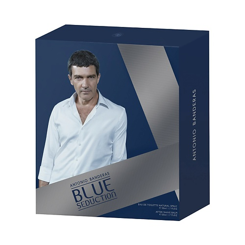 ANTONIO BANDERAS Набор Blue Seduction For Men,246