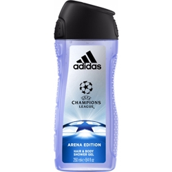 ADIDAS Гель для душа UEFA Champions League Arena Edition,482