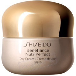 SHISEIDO Дневной Крем Benefiance Nutriperfect SPF 15