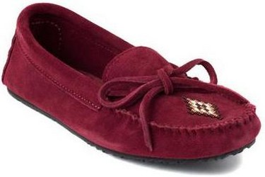 Мокасины Canoe Suede Moccasin Unlined женск