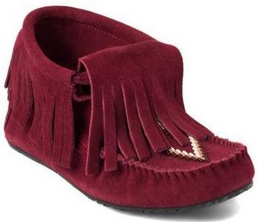 Мокасины Paddle Suede Moccasin женск