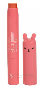 Блеск для губ / Petit Bunny Gloss Bar 06 Orange 2 г