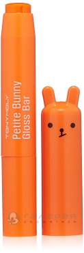 Блеск для губ / Petit Bunny Gloss Bar 07 Neon Orange 2 г