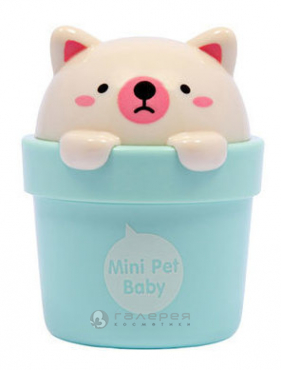 Крем для рук / Lovely Meex Mini Pet Perfume Hand Cream 01 Baby Powder 30 г