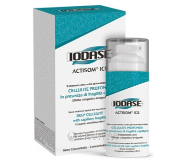 Сыворотка для тела Iodase Actisom ICE serum 100мл