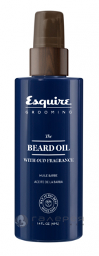 Масло для бороды / ESQUIRE GROOMING 47 мл