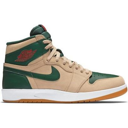 Кроссовки Air Jordan 1 High The Return 'GORGE GREEN', 352