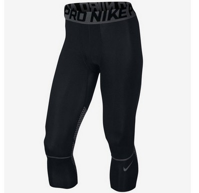 Кальсоны Nike Pro Hypercool Three-Quarter Men's Tights, 257