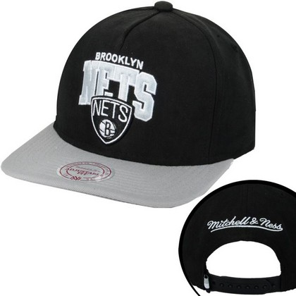 Кепка Mitchell & Ness Brooklyn Nets, 607