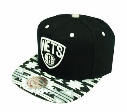 Кепка Mitchell & Ness Brooklyn Nets, 630