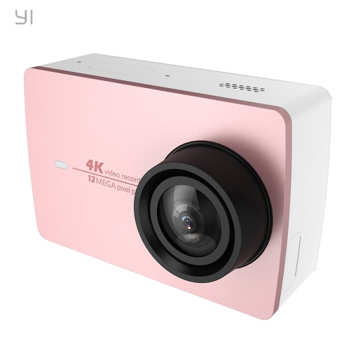 Original Yi II International WiFi 4K Action Camera