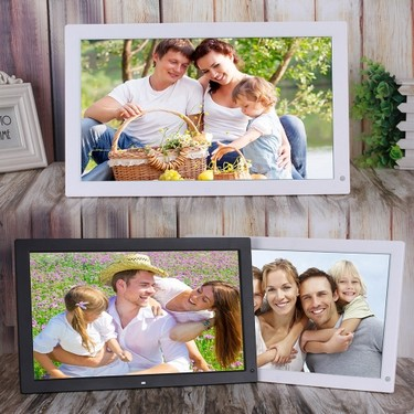 18.5″ Wide Screen LED Digital Photo Frame