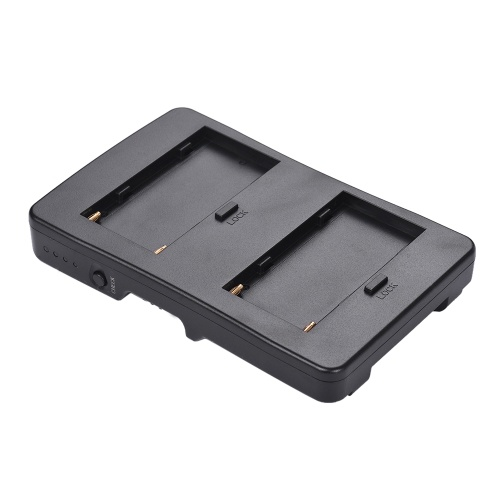 F2-BP NP-F Battery to V-Mount Battery Convert...