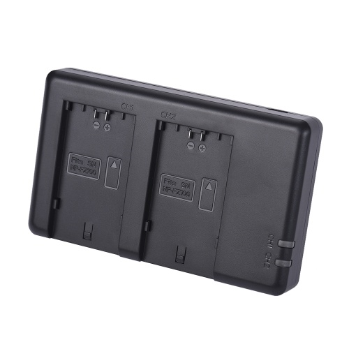 FB Dual USB NP-FZ100 Camera Battery Charger f...