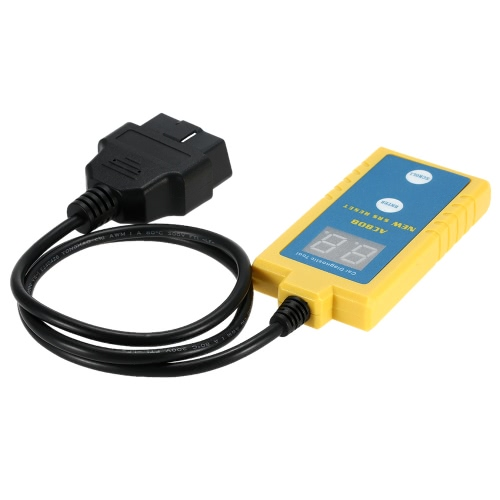 ALBABKC AC808 Auto Car Airbag Diagnostic Scan Tool Code Reader Scanner Read and Clear SRS Trouble Codes for BWM