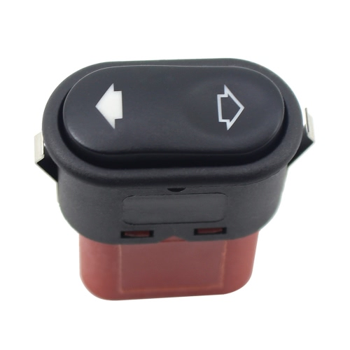 Car Electric Window Switch Driver Side Front/Rear Window Lifter Switch for Ford Fiesta 2004-2008 95BG 14529AB