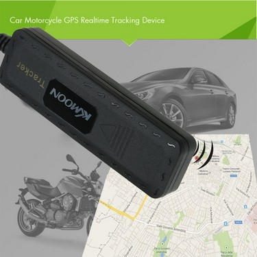 GPS Realtime Tracker Car Motorcycle Tracking Device System GSM GPRS Locator