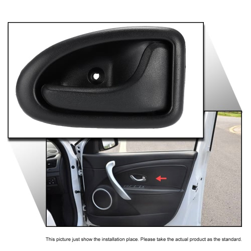 Car Interior Right Door Handle Internal Pull Grab Handle For Renault Clio Megane