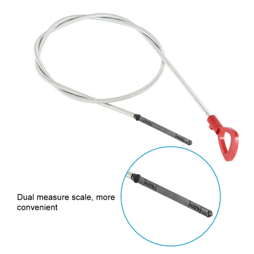 92cm Automatic Transmission Fluid Engine Oil Dipstick Repair Tool for Benz 917.321 120.0721