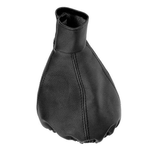 Gear Shift Stick Gaiter Boot Leather Dust Cover Replacement for Skoda Felicia