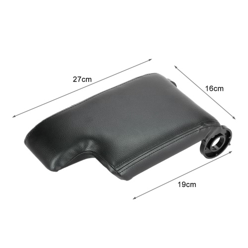Car Center Console Armrest Cover Replacement Kit for BMW E46 1998-2006