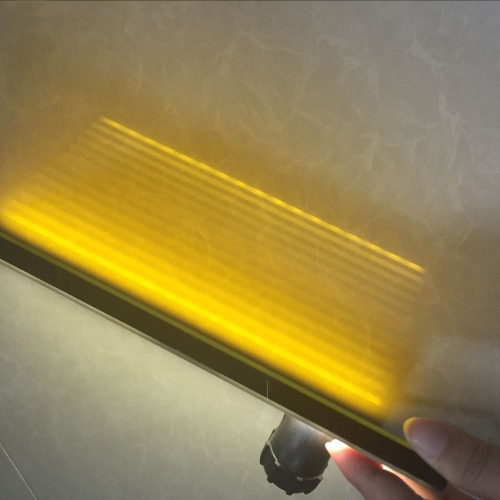 Paintless Dent Repair Tool Removal Checking Reflector Line Board with LED Light