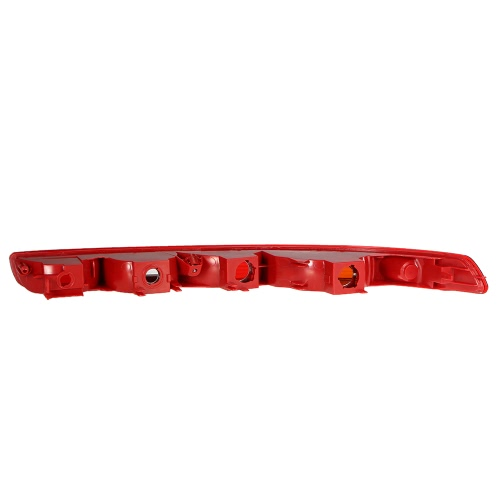 Right Side Rear Bumper Light without Bulbs Lower Tail Lamp Cover for Audi Q7 2009-2012