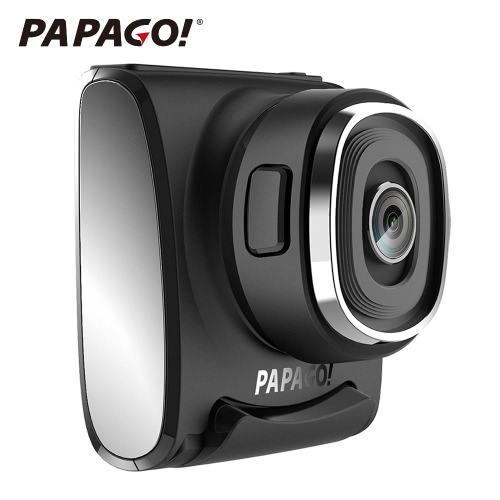 PAPAGO H50 Car DVR PPG 8030 1440P 2.0 inch Slide Screen 142 Degree Angle Video Recorder