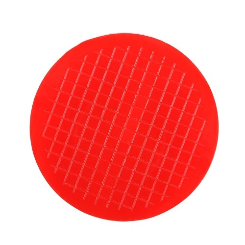 1 ea. Universal Red Jack Pad Disk Adapter for Pinch Weld Side Jackpad