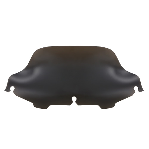 """8"""" Wave Windshield For Harley Street Glide Tri Glide and Electra Glide 1996-2013"""