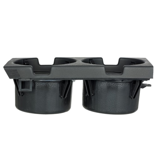 Car Front Center Console Drink Cup Holder Goods Storage 51168217953 for BMW 3 Series E46 1999-2005
