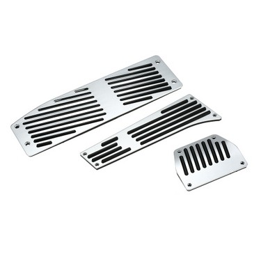AT Foot Rest Pedals Set  for BMW E30 E36 E46 E87 E90 E91 E92 E93 M3  Left Driving Country