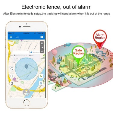Car GPS Tracker Magnetic GPS Locator Voice Monitoring Standby 90 Days for Person and Vehicle