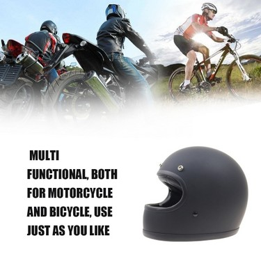 ECE Certification Motorcycle Helmet Retro Flying Helmets for TTCO Series