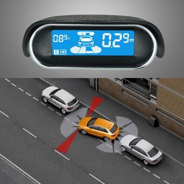 Parking Sensors Sensors Electronics Cars Parking Assistance Reversing Radar Car Detector Parking Assistance Parking